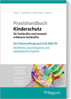 Praxishandbuch Kinderschutz für Fachkräfte und insoweit erfahrene Fachkräfte von Dexheimer,  Andreas, Kepert,  Jan, Kepert,  Susanne, Macsenaere,  Michael