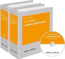 Praxishandbuch Lebensmittelrecht von Görgen,  Dr. Sabine, Hahn,  Peter