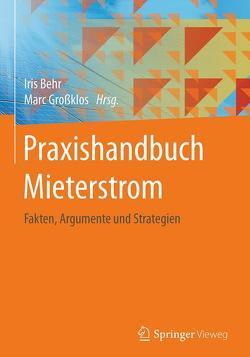 Praxishandbuch Mieterstrom von Behr,  Iris, Grossklos,  Marc
