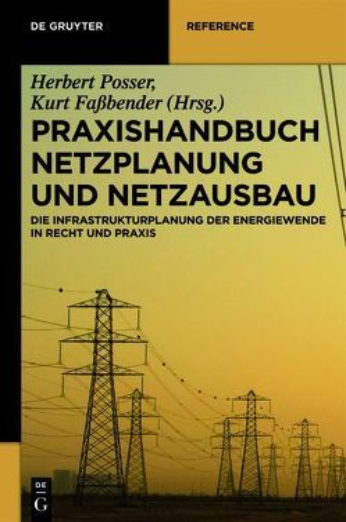 Praxishandbuch Netzplanung und Netzausbau von Faßbender,  Kurt, Posser,  Herbert