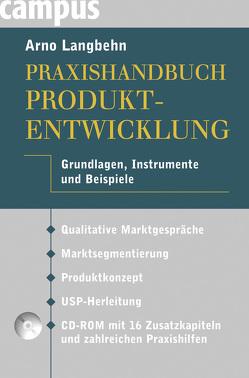 Praxishandbuch Produktentwicklung von Langbehn,  Arno, Ruhleder,  Rolf H