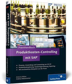 Praxishandbuch Produktkosten-Controlling mit SAP von Hahn,  Antonia, Hölzlwimmer,  Andrea