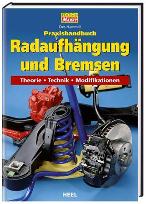 Praxishandbuch Radaufhängung und Bremsen von Hammill,  Des
