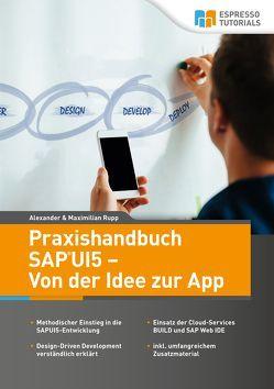Praxishandbuch SAP UI5 – Von der Idee zur App