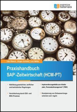 Praxishandbuch SAP-Zeitwirtschaft (HCM-PT) von Möller,  Lars, Schmitz,  Jürgen, Walsch,  Udo