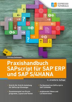 Praxishandbuch SAPscript für SAP ERP und SAP S/4HANA von Zollmann,  Corinna