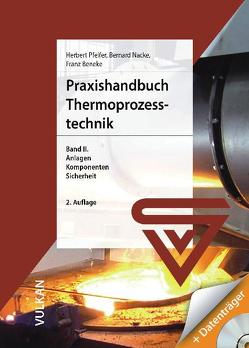 Praxishandbuch Thermoprozesstechnik von Beneke,  Franz, Nacke,  Bernard, Pfeifer,  Herbert