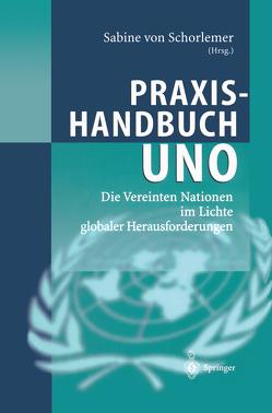 Praxishandbuch UNO von Schorlemer,  Sabine von