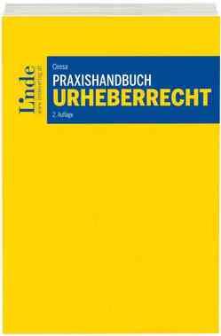 Praxishandbuch Urheberrecht von Ciresa,  Meinhard