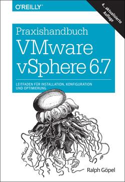 Praxishandbuch VMware vSphere 7 von Göpel,  Ralph