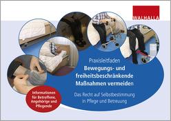 Praxisleitfaden: Bewegungs- und freiheitsbeschränkende Maßnahmen vermeiden von Fährmann,  Ellen, Hindrichs,  Sabine