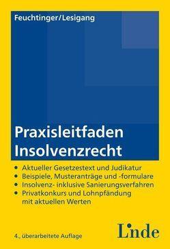Praxisleitfaden Insolvenzrecht von Feuchtinger,  Günther, Lesigang,  Michael