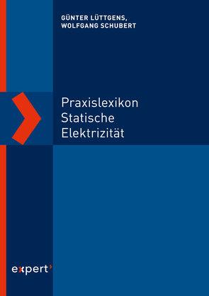 Praxislexikon statische Elektrizität von Lüttgens,  Günter, Schubert,  Wolfgang