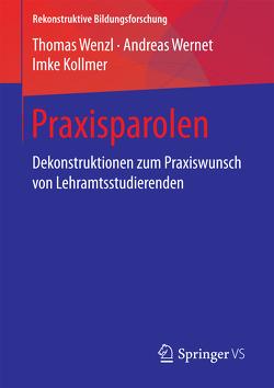 Praxisparolen von Kollmer,  Imke, Wenzl,  Thomas, Wernet,  Andreas