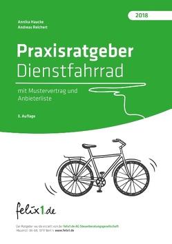 Praxisratgeber Dienstfahrrad von Haucke,  Annika, Reichert,  Andreas