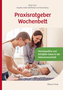Praxisratgeber Wochenbett von Laue,  Birgit, Reichenberg,  Angelika Gräfin Wolffskeel von