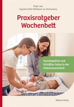 Praxisratgeber Wochenbett von Laue,  Birgit, Wolffskeel von Reichenberg,  Angelika Gräfin