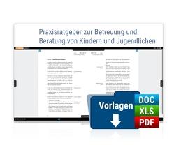 Praxisratgeber zur Betreuung und Beratung von Kindern und Jugendlichen von Krüger,  Rolf