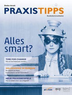 PRAXISTIPPS Kundenkommunikation von Artelt,  Detlev