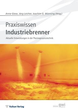 Praxiswissen Industriebrenner von Giese,  Anne, Leicher,  Jörg, Wünning,  Joachim G