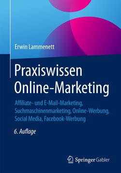 Praxiswissen Online-Marketing von Lammenett,  Erwin