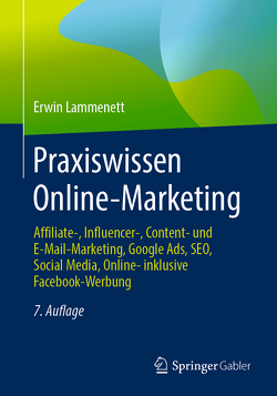 Praxiswissen Online-Marketing von Lammenett,  Erwin