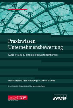 Praxiswissen Unternehmensbewertung, 2. Aufl. von Castedello,  Marc