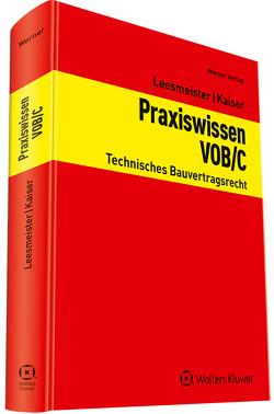 Praxiswissen VOB/C von Kaiser, Leesmeister