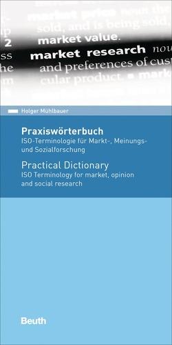 Praxiswörterbuch von Mühlbauer,  Holger