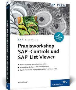 Praxisworkshop SAP-Controls und SAP List Viewer von Roser,  Harald