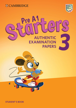 Pre A1 Starters 3