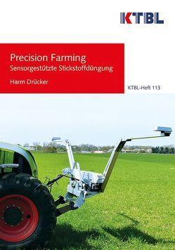 Precision Farming von Drücker,  H.
