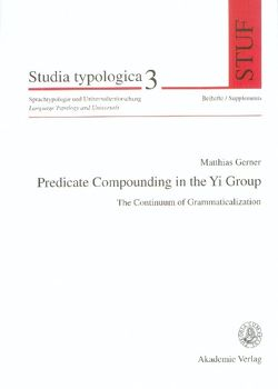 Predicate Compounding in the Yi-Group von Gerner,  Matthias