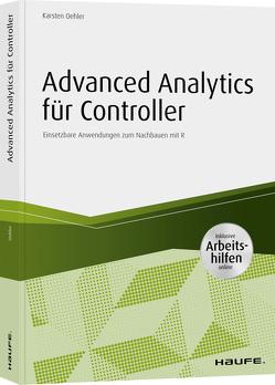 Predictive Analytics für Controller – inkl. Arbeitshilfen online von Oehler,  Karsten
