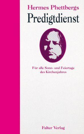 Predigtdienst von Phettberg,  Hermes