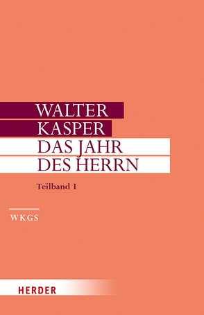 Das Jahr des Herrn von Kasper,  Walter