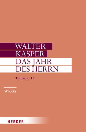 Predigten von Kasper,  Walter