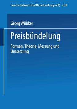 Preisbündelung von Wübker,  Georg