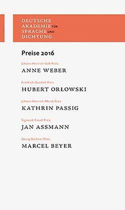 Preise 2016