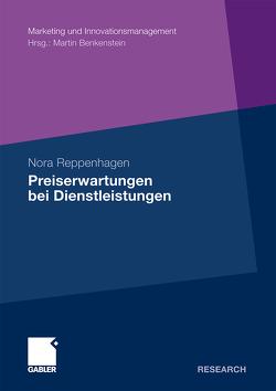 Preiserwartungen bei Dienstleistungen von Reppenhagen,  Nora