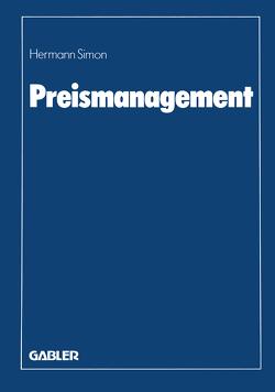 Preismanagement von Simon,  Hermann