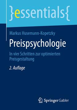 Preispsychologie von Husemann-Kopetzky,  Markus