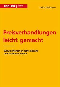 Preisverhandlungen von Feldmann,  Heinz