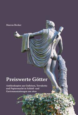 Preiswerte Götter von Becker,  Marcus