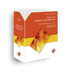 Premium – Ausgabe Baulicher und anlagentechnischer Brandschutz (Print-Ausgabe + E-Book) von Heinz,  Kropiunik