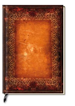 Premium Book Antique Book – Notizbuch – liniert – (12 x 17)