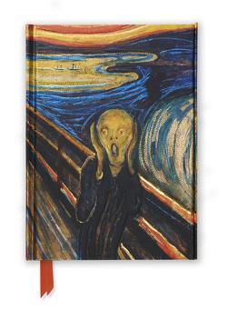 Premium Notizbuch DIN A5: Edvard Munch, Der Schrei