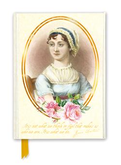 Premium Notizbuch DIN A5: Jane Austen