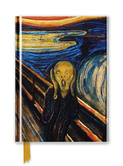 Premium Notizbuch DIN A6: Edvard Munch, Der Schrei