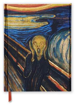 Premium Skizzenbuch: Edvard Munch, Der Schrei